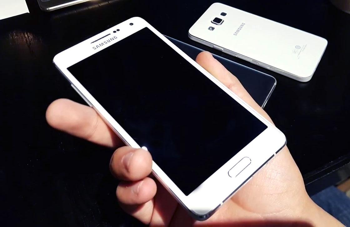 Prijzen en releasedata Samsung Galaxy A5 en Galaxy A3 bekendgemaakt