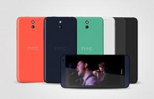 Midrange HTC Desire 620 verschijnt in januari, kost 249 euro