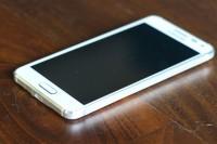'Samsung stopt met productie van de Galaxy Alpha'
