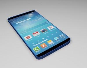 Galaxy S6 scherm