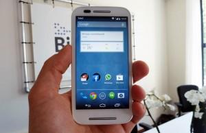'Motorola werkt aan opvolger budgettelefoon Moto E'