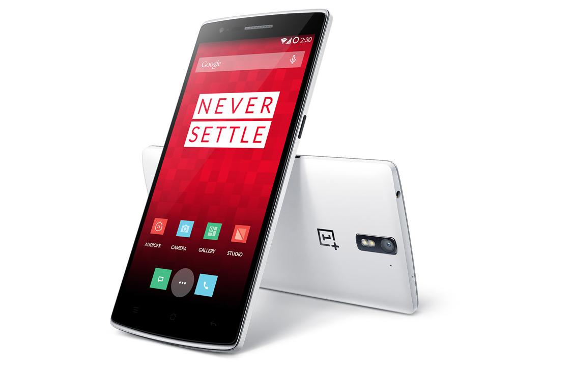 'Opvolger OnePlus One wordt duurder, verschijnt in het najaar'