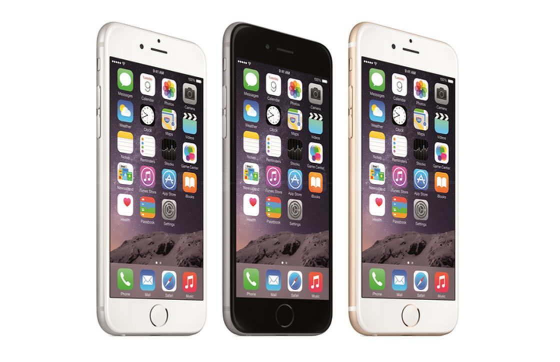 'Betere hardware, saffierscherm en nieuwe kleur voor iPhone 6S'