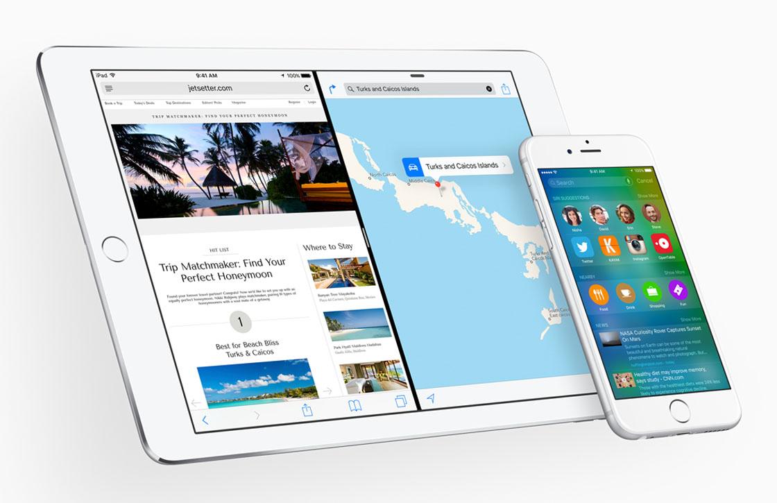 De 6 belangrijkste vernieuwingen in iOS 9