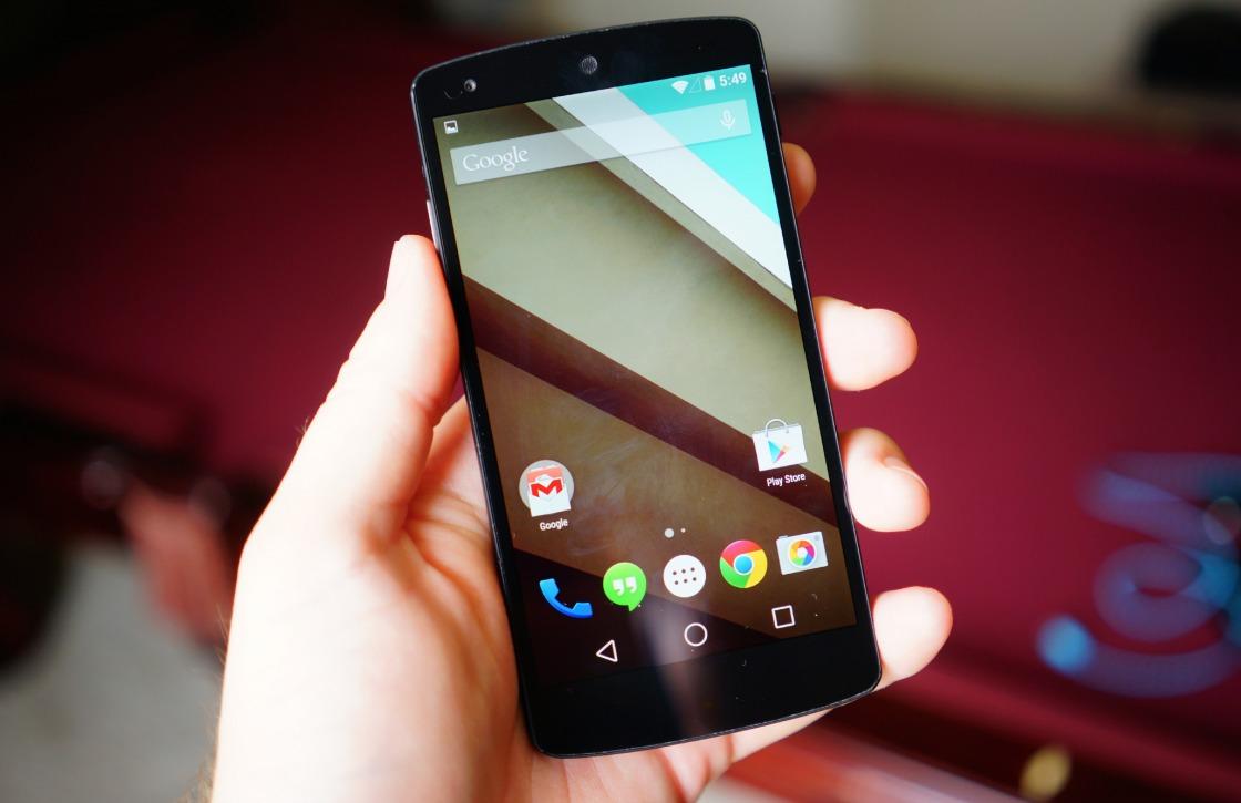'Deze specs krijgen de nieuwe Nexus-smartphones van LG en Huawei'