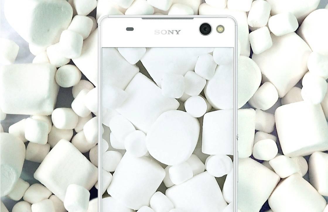 Sony Xperia Z2, Z3 en Z3 Compact krijgen Android 6.0