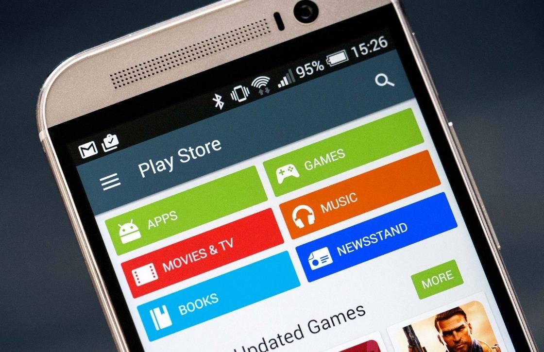 Indrukwekkende groei van Google Play in beeld