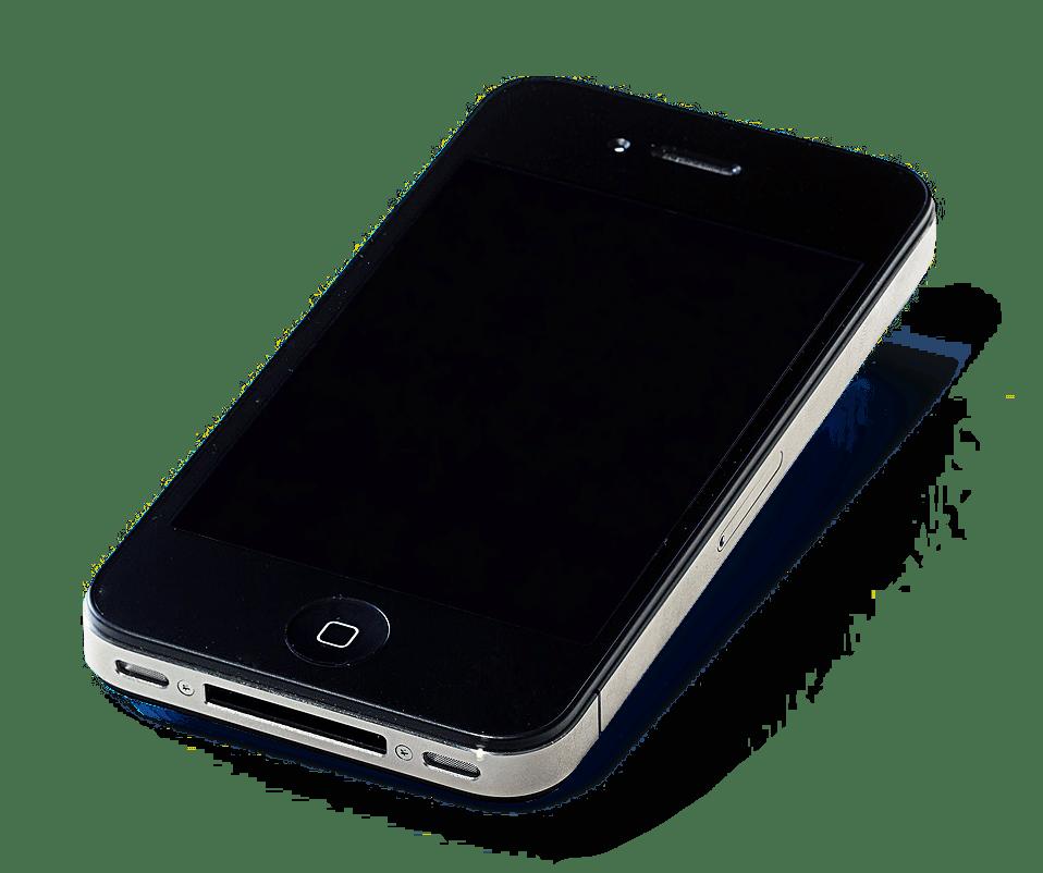 Glazen iPhone