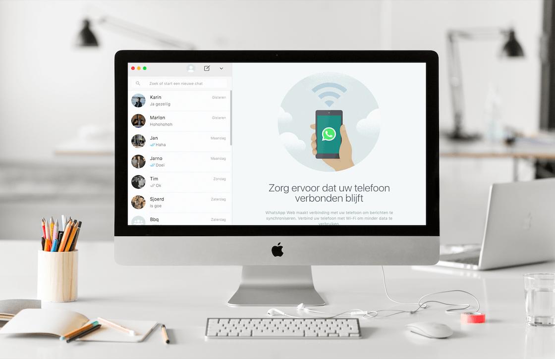 WhatsApp desktop-app eindelijk beschikbaar: zo werkt het