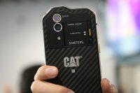 Bouwvakkersmartphone CAT S60 vanaf juni verkrijgbaar