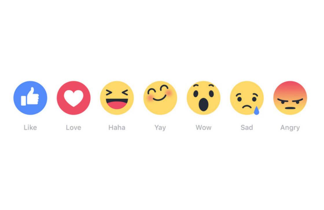 'Nieuwe Facebook-reacties zeer interessant voor adverteerders'