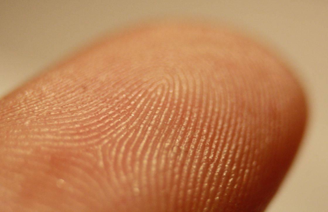 Nieuwe vingerafdrukscanner verschuilt zich achter het scherm