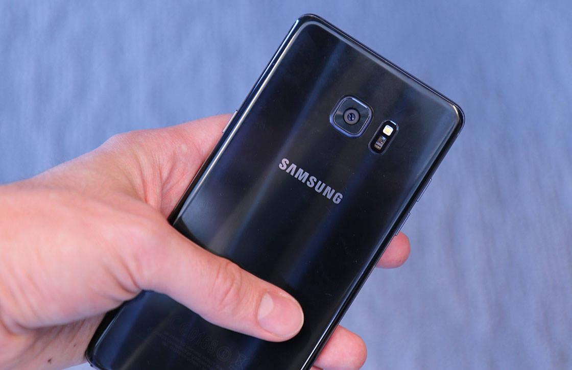 De 5 belangrijkste features van de Samsung Galaxy Note 7