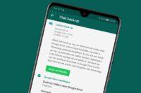 WhatsApp backup maken op je iPhone of Android: zo werkt het