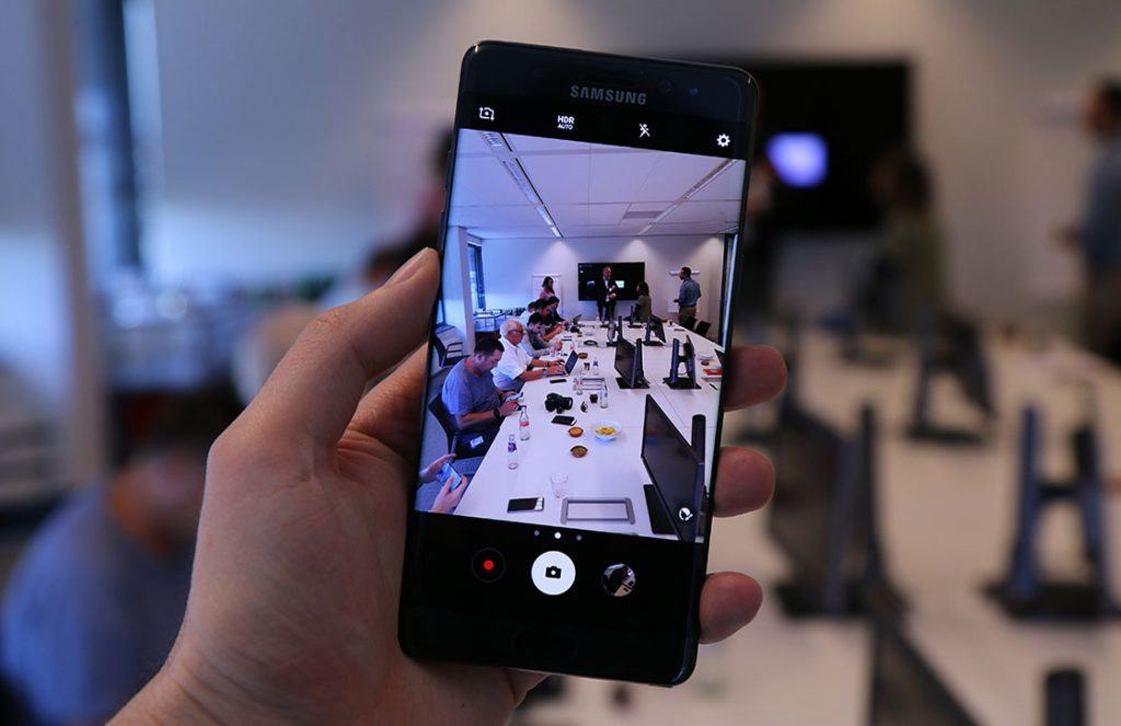 Samsung: 'twee problemen met Galaxy Note 7-accu'