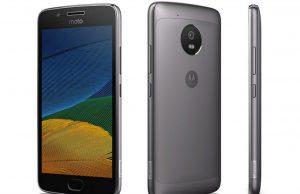 Zo zien de Motorola Moto G5 en Moto G5 Plus er uit
