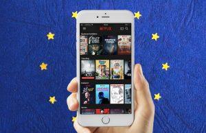 Vanaf 2018 is het Netflix-aanbod in de hele EU gelijk