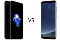 Samsung Galaxy S8 vs iPhone 7: welk toestel is jouw geld waard?