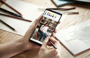 5 zaken die je moet weten over de Samsung Galaxy Note 8