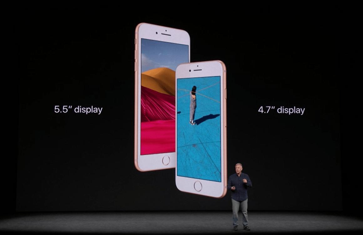 Apple kondigt iPhone X, iPhone 8 en 8 Plus aan: dit moet je weten