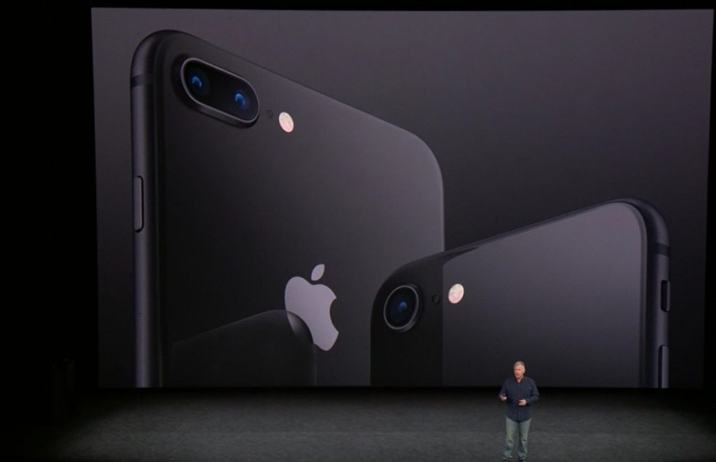 iPhone 8 en iPhone 8 Plus officieel