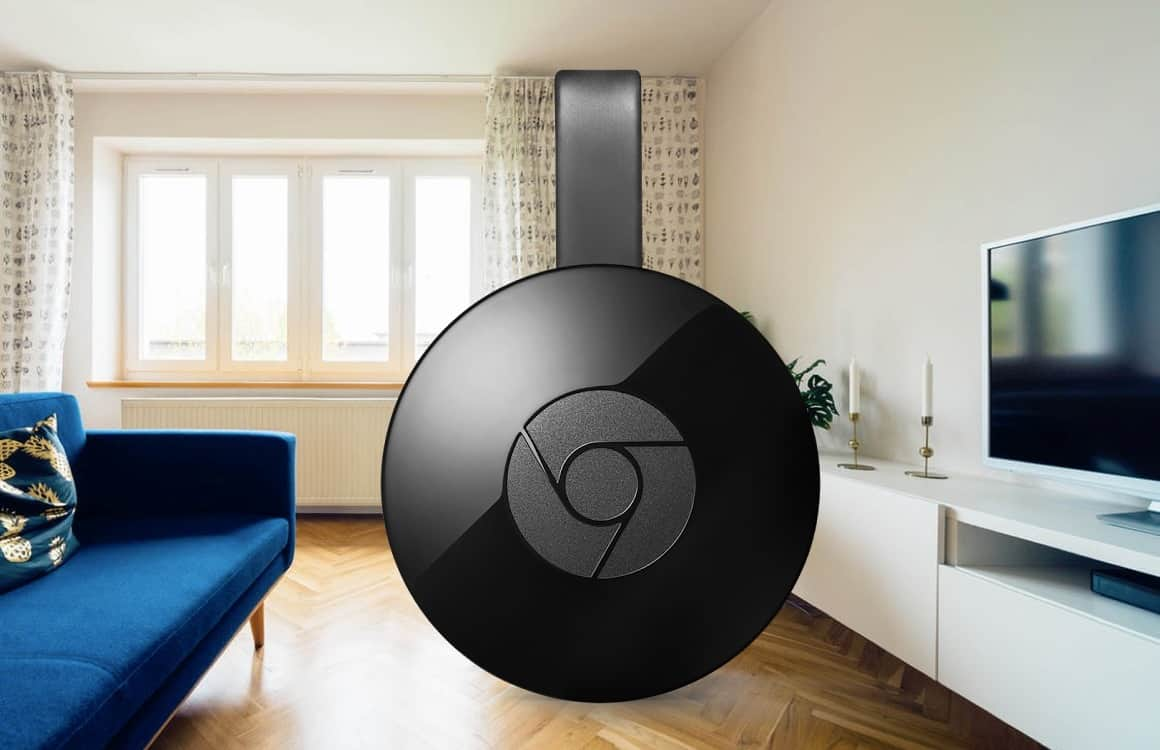 In 8 snelle stappen je Google Chromecast installeren