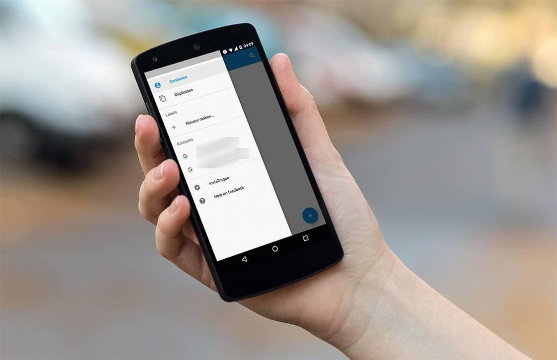 gegevens bwaren op iphone bij simkaart vervangen