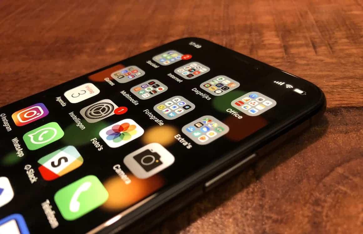 smartphones in november