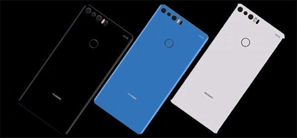 Huawei P11 geruchten
