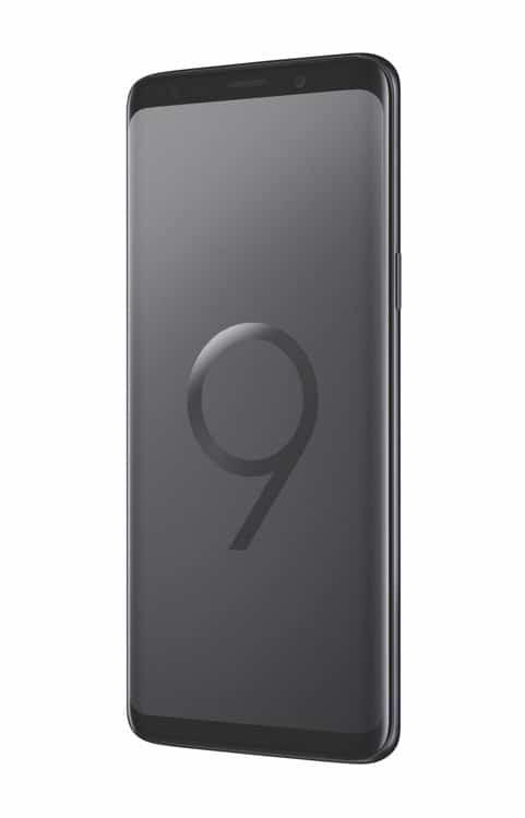 Samsung Galaxy S9 officieel