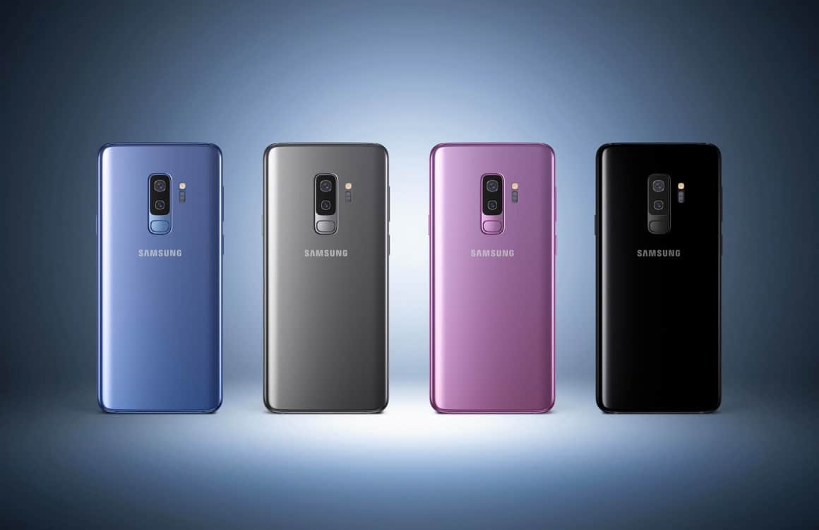 Black Friday-actie: 100 euro extra korting op Samsung Galaxy S9, Note 8