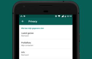 WhatsApp online status verbergen op Android en iPhone: zo doe je dat
