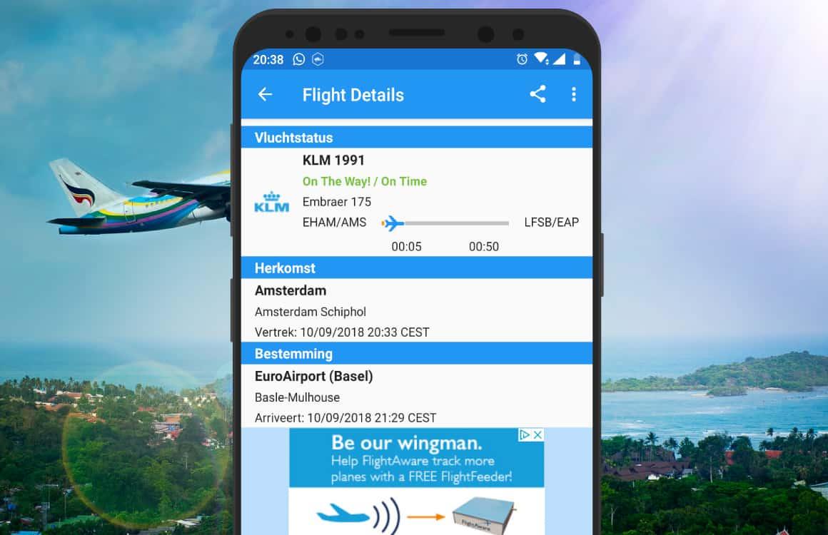 Flightradar24-flightaware