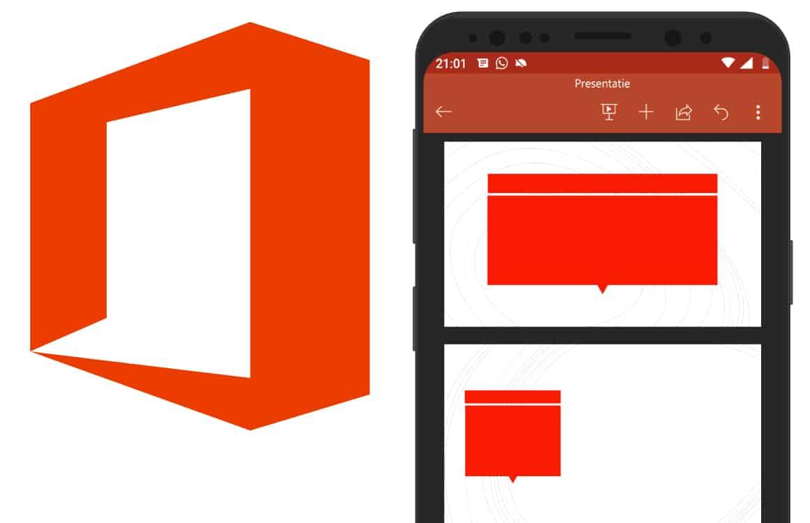 Zo werkt Office 365 op je Android-smartphone en iPhone