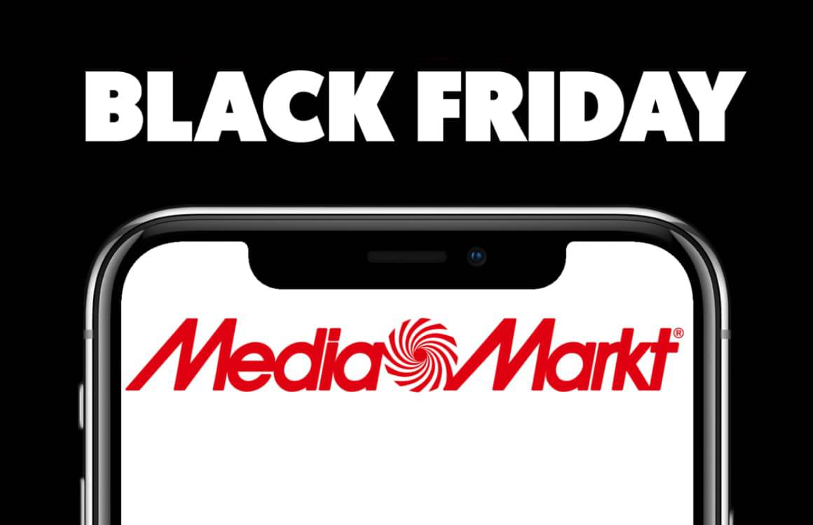 MediaMarkt stunt met Apple-deals tijdens Black Friday