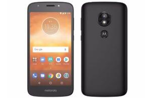 De goedkoopste smartphone Moto E5 Play