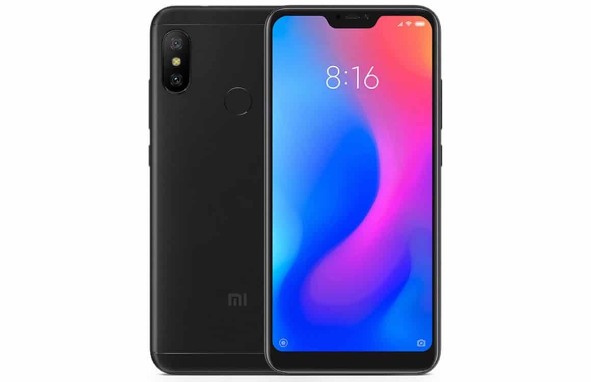 De goedkoopste smartphone Xiaomi Mi A2 Lite