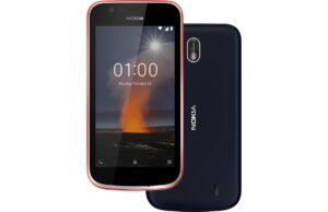 Nokia 1 de goedkoopste smartphone