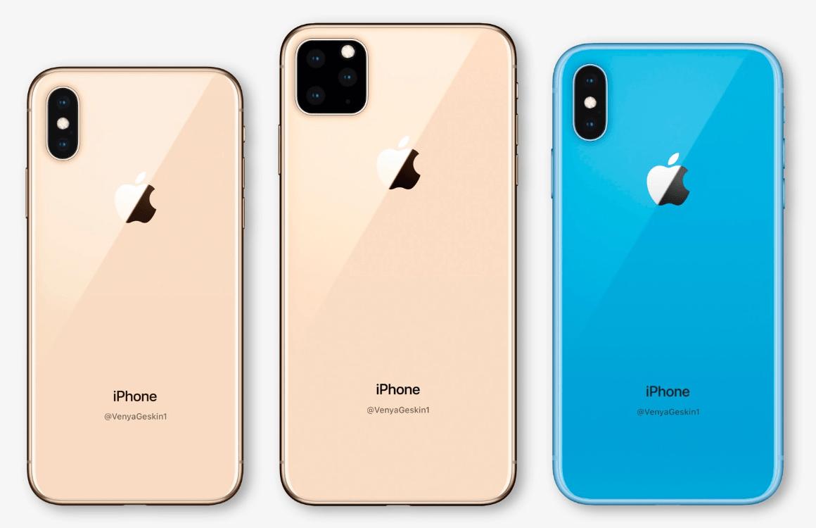 iPhone 2019 geruchten