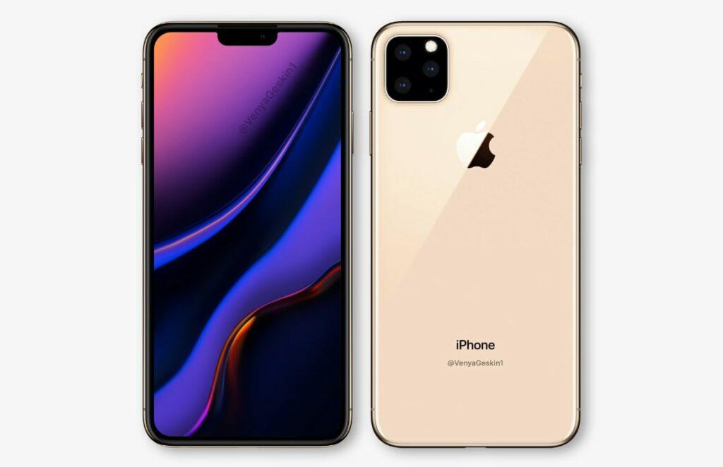 Is dit de nieuwe iPhone met 5G?