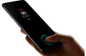 Zo werken vingerafdrukscanners in het scherm van je smartphone