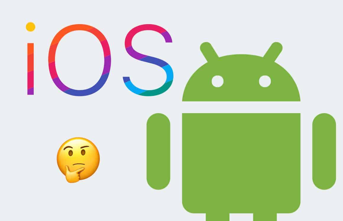 Android vs iOS, wat moet ik nemen?