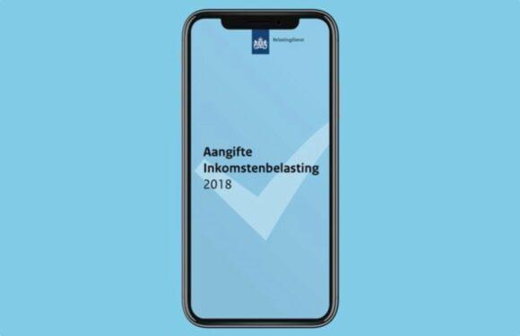 Met de Aangifte 2018-app gaat belastingaangifte doen een stuk sneller