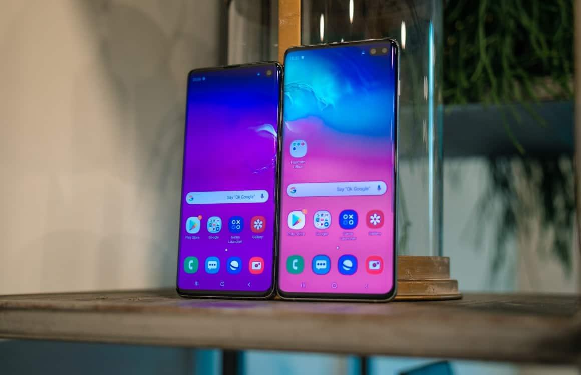 Telefoon Verkopen Samsung Galaxy S10 Plus