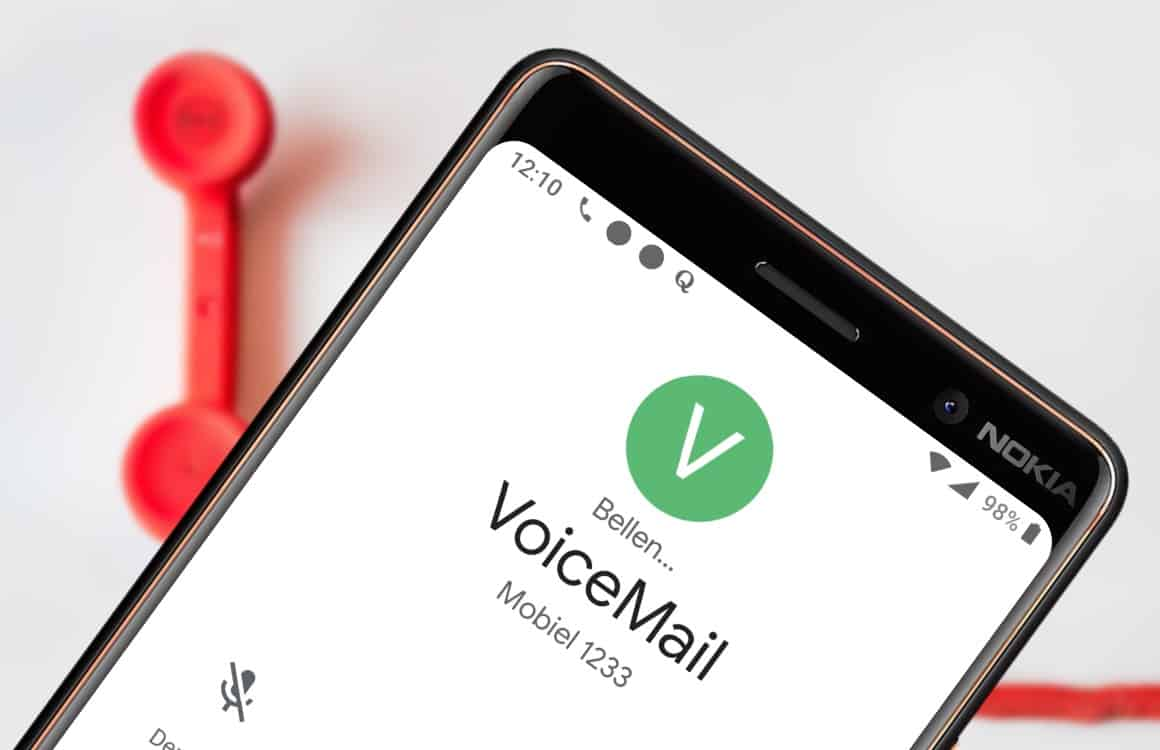 Visual Voicemail instellen op je Android en iPhone: zo doe je dat