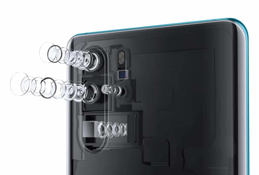 Smartphone camera zoom