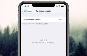 Smartphone updaten: zo werk je een iPhone of Android-toestel bij