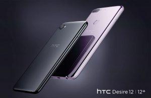 Voor grote broekzakken: de HTC Desire 12, Desire 12 Plus en U12 Plus