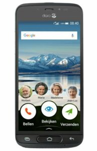 beste senioren smartphone doro 8040