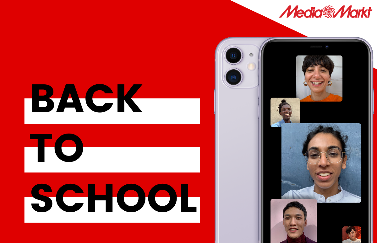 Back to School: de beste iPhones voor het nieuwe schooljaar! (ADV)